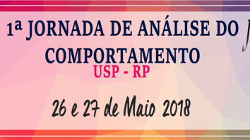 1ª Jornada de Análise do Comportamento USP - RP 17