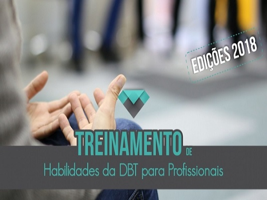 Curso: Treinamento de Habilidades da DBT para Profissionais 28