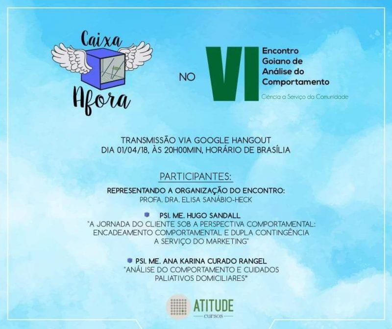 CAIXA AFORA - VI EGAC 5