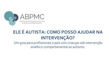 Cartilha sobre autismo é lançada pela ABPMC 21