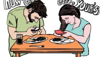Os adultos também perdem os limites com os eletrônicos 12