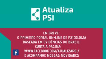 AtualizaPSI - O primeiro portal de Psicologia Baseada em Evidências do Brasil 19