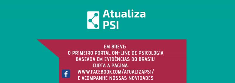 AtualizaPSI - O primeiro portal de Psicologia Baseada em Evidências do Brasil 5