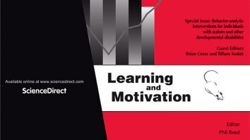 Conheça o periódico: Learning and Motivation 10