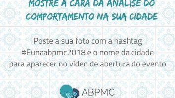 Participe do Vídeo de Abertura ABPMC! 12