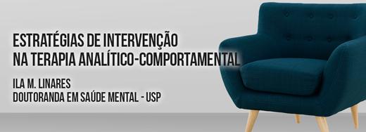 Curso: Estratégias de Intervenção na Terapia Analítico-Comportamental 7