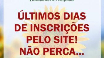 VII Congresso Brasileiro de Terapia por Contingências de Reforçamento (TCR) e Encontro de Terapeutas Comportamentais - Últimos dias de inscrições! 5
