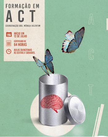 Formação em Terapia de Aceitação e Compromisso (ACT)