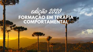 Formação em Terapia Comportamental - IACC (Instituto de Análise do Comportamento de Curitiba) 23
