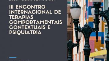 II Encontro Internacional de Terapias Comportamentais Contextuais e Psiquiatria (II EITCCP) 17