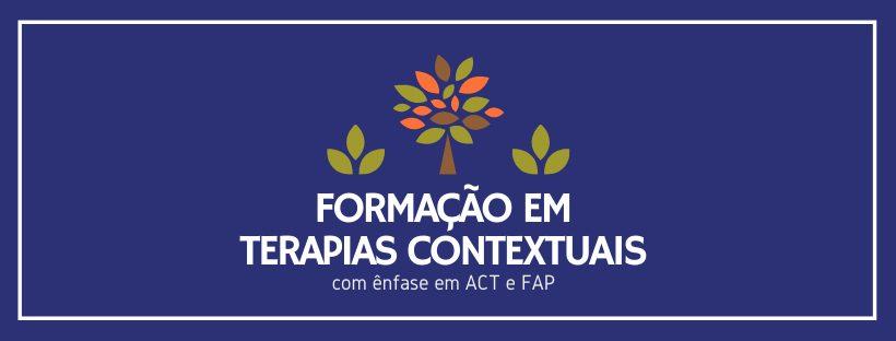 Curso de Formação em Terapias Contextuais - Turma 2020 1