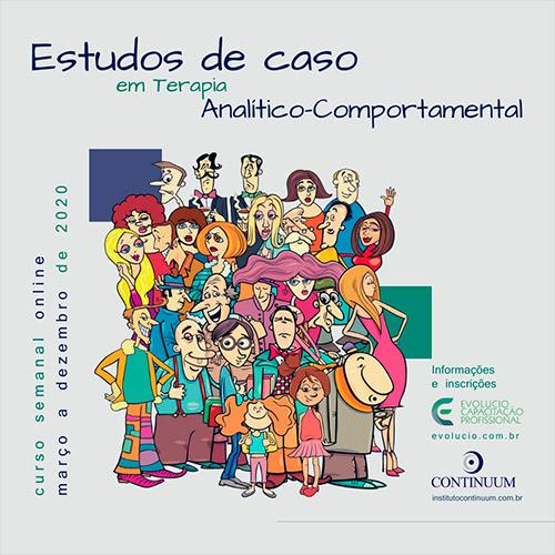 Curso Estudos de caso em Terapia Analítico-Comportamental 1