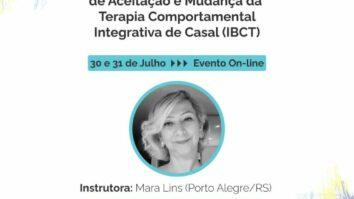 Workshop Nível Avançado: Treinamento das Intervenções de Aceitação e Mudança da Terapia Comportamental Integrativa de Casal (IBCT) 5